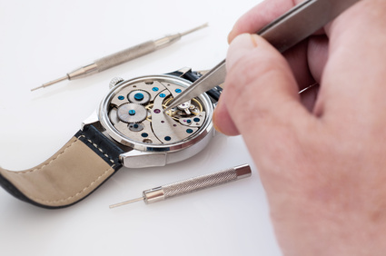 Special tools for repair of clocks